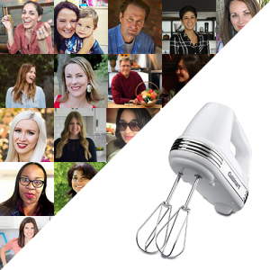 20 Kitchen Experts Reveal Their Recommendation For The Best Hand Mixer